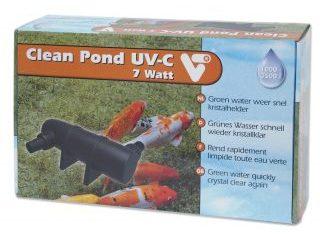 Clean Pond UV-C