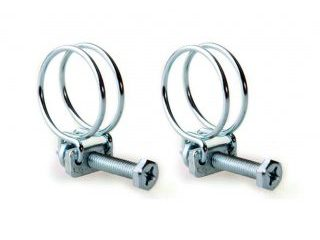Filter Hose+Clamps