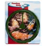 Pond feeding ring