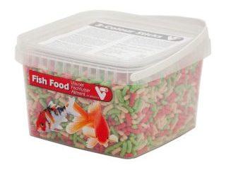 Fish Food 3-Colour Sticks